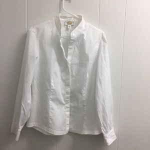Whistle long sleeve Talbots button down